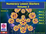 Numeracy Lesson Starters