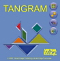 Tangram maths game